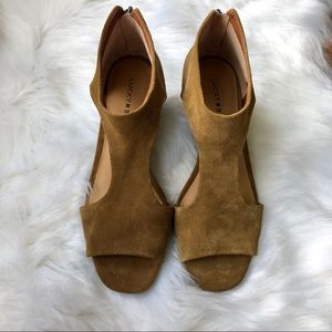 ea44967ab0 Lucky Brand Shoes - Lucky Brand NWOT Tehirr Wedge Sandals